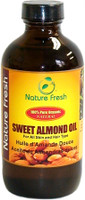 Nature Fresh 100% Pure Organic Almond Oil 8oz