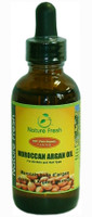 Nature Fresh 100% Pure Organic Argan Oil 2oz