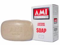 Lightening Exfoliating Soap / AMI  White 7 OZ