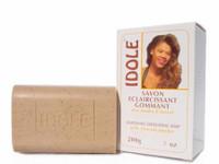 Idole Lightening Exfoliating soap (White) 7 oz / 200 g