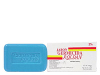 Roldan Germicida 2% Soap 2.63 oz / 75 g