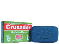 Medicated Soaps: Crusader Medicated Soap 2.85 oz / 80 g