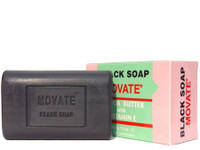 Movate M Black With Cocoa Butter Soap 3.5 oz / 100 g