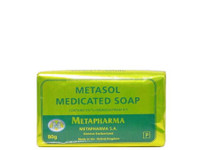 Metasol Medicated Soap 2.82 oz / 80 g