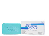 Roldan Germicida 1% Soap 2.63 oz / 75 g