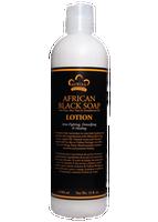 Nubian Heritage African Black Soap Lotion 13oz / 384ml
