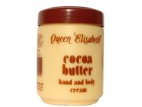 Queen Elisabeth Cocoa Butter Jar Cream 16.9 oz / 500 ml