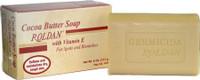 Roldan Cocoa Butter Soap with Vitamin E 6 oz / 171 g