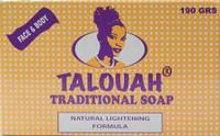 Talouah Natural Lightening Soap 6.7 oz / 190 g