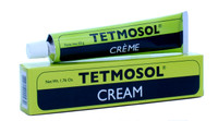 Tetmosol Skin Medicated Tube Cream 1.76 oz / 50 g