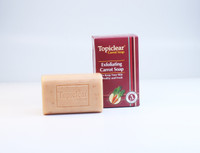 Topiclear Carrot soap big Size 7 oz / 200 g