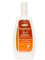 Topiclear Gold 3 in 1 lotion 13.5 oz / 400 ml