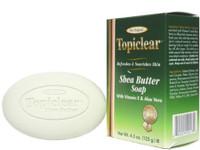 Topiclear Gold Shea Butter Soap 4.5 oz / 125 g