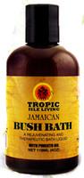 Tropic Isle Living Bush Bath 4oz/118ml