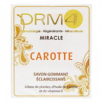 DRM4 MIRACLE Carrot Lightneing Scrubbing Soap