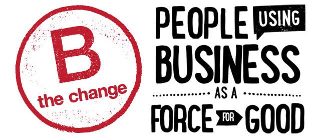 b the change graphic