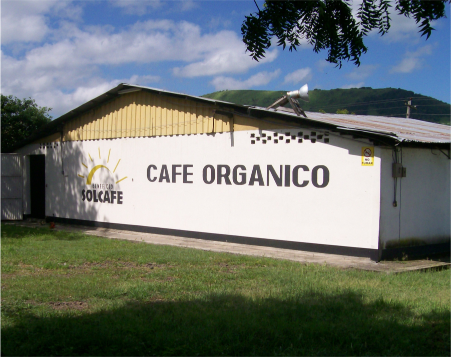 Cooperative Building in Nicaragua