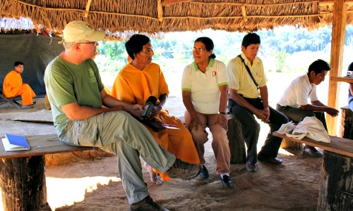 pangoa peru 2014 meeting farmers