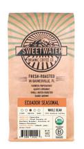 Ecuador Full City Roast Fair Trade Organic Coffee (Seasonal)