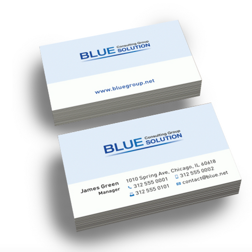 image 1 - Thick Business Cards
