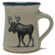 Flare Mug - Moose