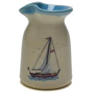 Mini Creamer - Sailboat