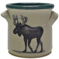 Small Crock - Moose