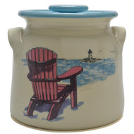 Bean Pot, 2 QT - Adirondack Chair