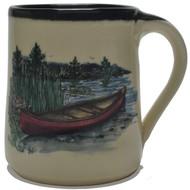 Coffee Mug - Canoe