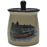 Sugar Jar - Canoe
