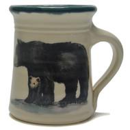 Flare Mug - Black Bear