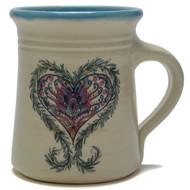 Flare Mug - Heart