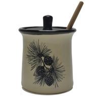 Honey Pot - Pinecone