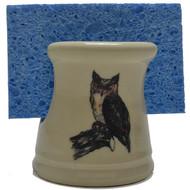 Sponge Holder - Owl