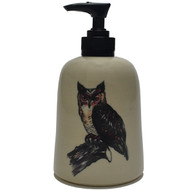 Soap Dispenser - Owl