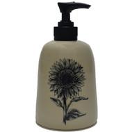 Soap Dispenser - Sunflower