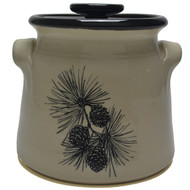 Bean Pot, 2 QT - Pinecone