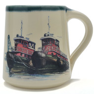 Coffee Mug - Tug Boats