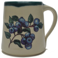 Coffee Mug - Blueberries