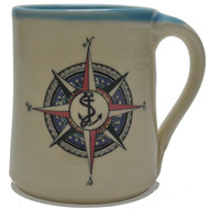 Coffee Mug - Compass Rose
