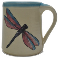 Coffee Mug - Dragonfly