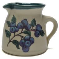 Creamer - Blueberries