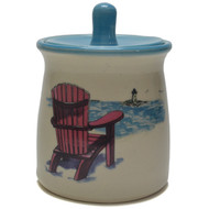 Sugar Jar - Adirondack Chair