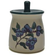 Sugar Jar - Blueberries