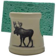 Sponge Holder - Moose