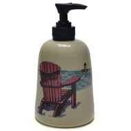 Soap Dispenser - Adirondack Chair