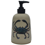 Soap Dispenser - Crab