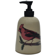 Soap Dispenser - Cardinal