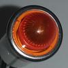 indicator light, 250 volt, neon, amber, Solico, 2952-1-11-40520
