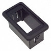 carling, v series, panel mount, stand alone, black, vms, blue sea 8268, utilimaster 16511793-SGL